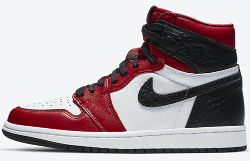 Air Jordan 1 Womens Satin Snake Release Date