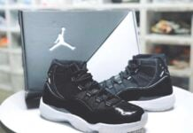 Air Jordan 11 25th Anniversary CT8012-011 2020