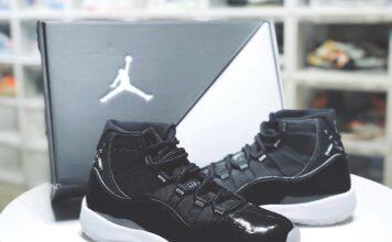 Air Jordan 11 25th Anniversary CT8012-011 2020
