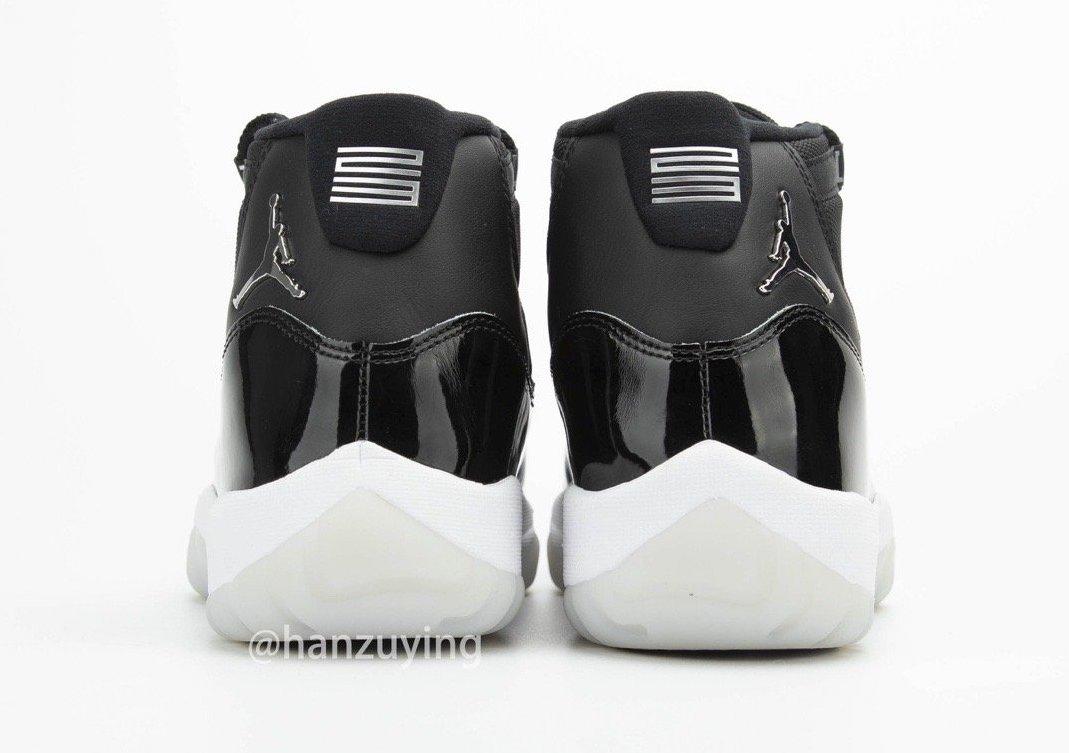 Air Jordan 11 25th Anniversary CT8012-011 2020 Release Date