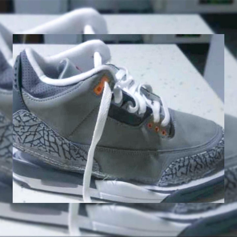 Air Jordan 3 Cool Grey Air Jordan 3 Cool Grey CT8532-012 2021 Release Date