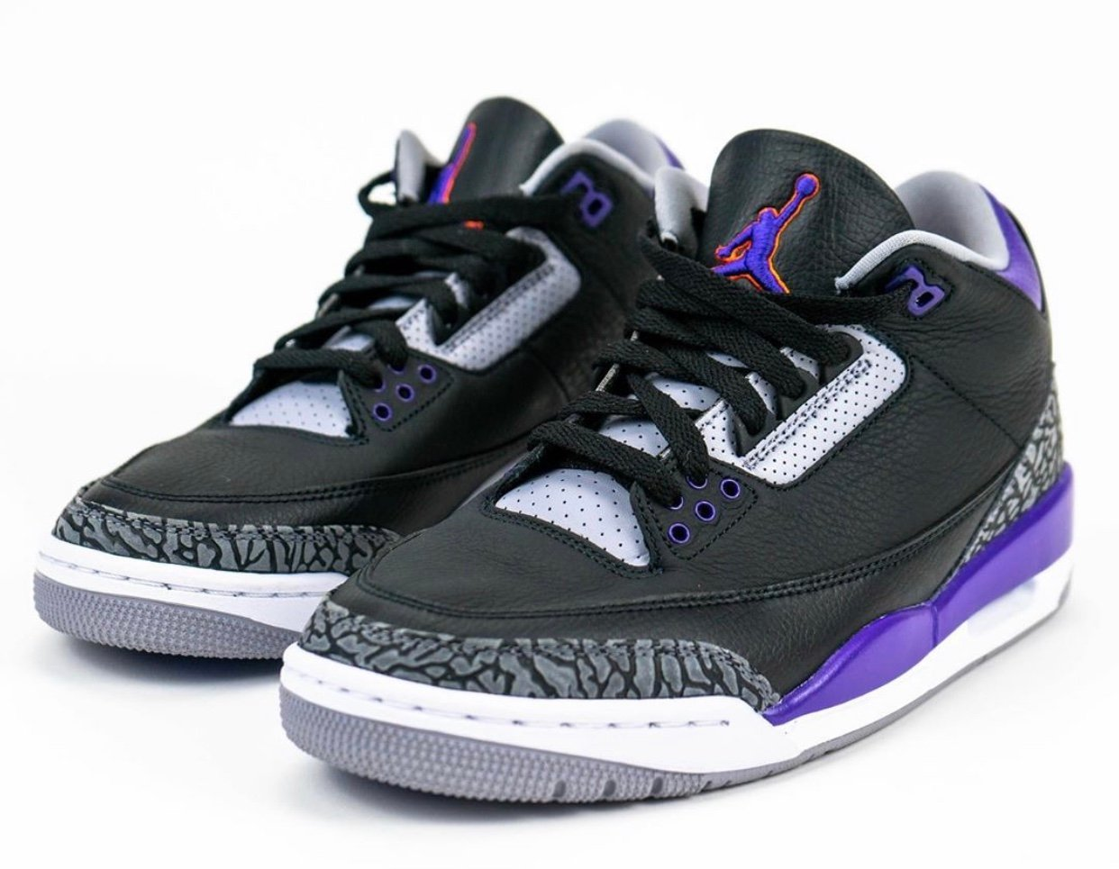 Air Jordan 3 Court Purple Release Info CT8532-050