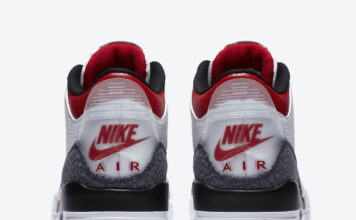Air Jordan 3 Denim Fire Red CZ6431-100 Release Info
