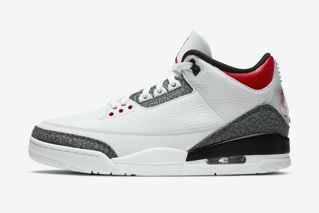 Air Jordan 3 Japan Fire Red CZ6433-100 Release Date