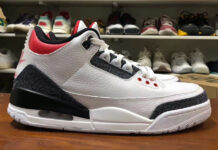 Air Jordan 3 SE Denim Fire Red CZ6431-100