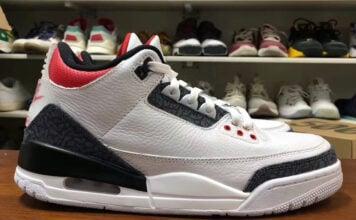 Air Jordan 3 SE Denim Fire Red CZ6431-100