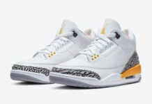 Air Jordan 3 WMNS Laser Orange CK9246-108 Price