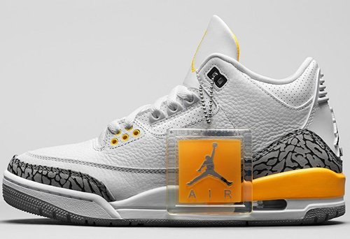 Air Jordan 3 Womens Laser Orange Release Date