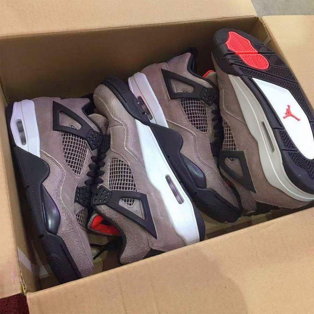 Air Jordan 4 Taupe Haze DB0732-200 Release Date