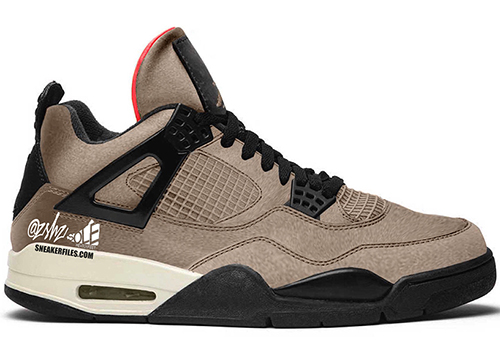 Air Jordan 4 Taupe Haze Tear-Away Release Date