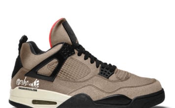 Air Jordan 4 Taupe Haze Tear-Away DB0732-200 Release Date Info