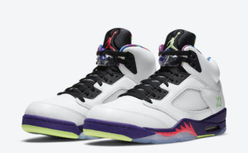 Air Jordan 5 Alternate Bel-Air DB3335-100 Release Info Price