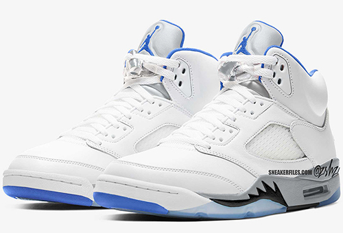 Air Jordan 5 Hyper Royal 2021 Release Date