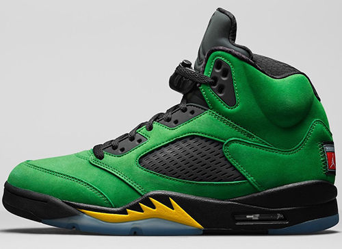 Air Jordan 5 Oregon 2020 Release Date