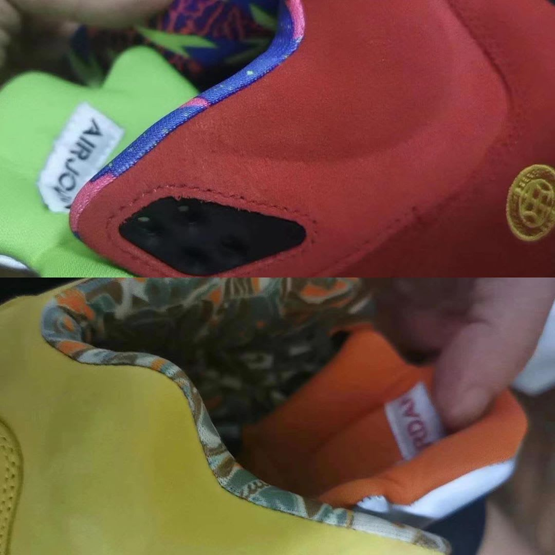 Air Jordan 5 What The Release Date Info