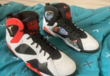 Air Jordan 7 China CW2805-160 Release Date