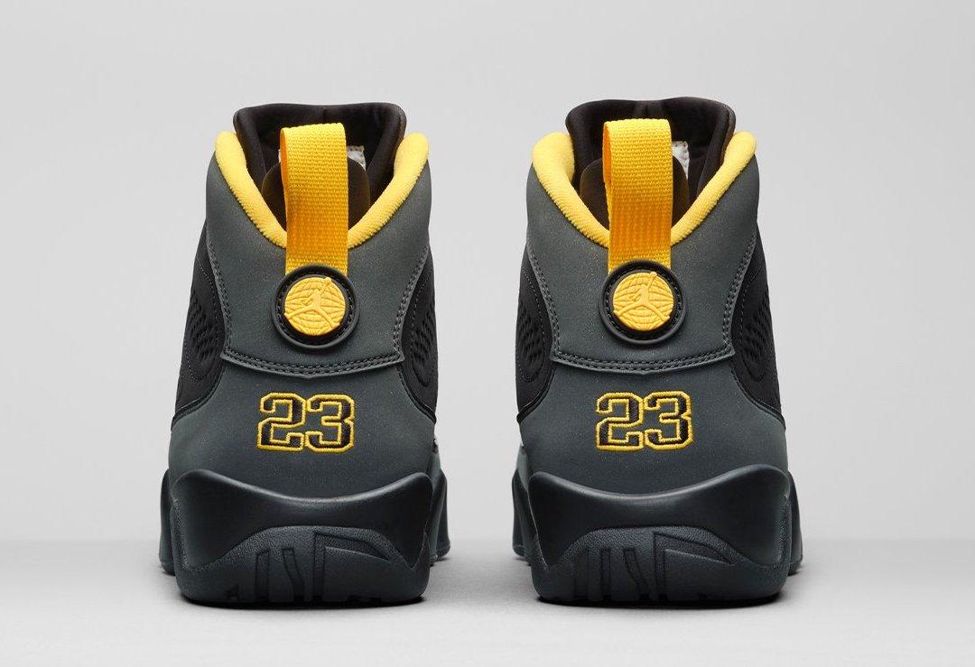 Air Jordan 9 University Gold CT8019-070 Release Price