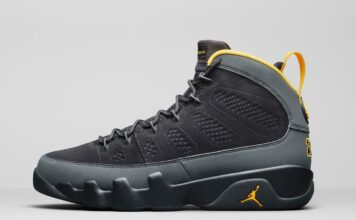 Air Jordan 9 University Gold CT8019-070 Release Price