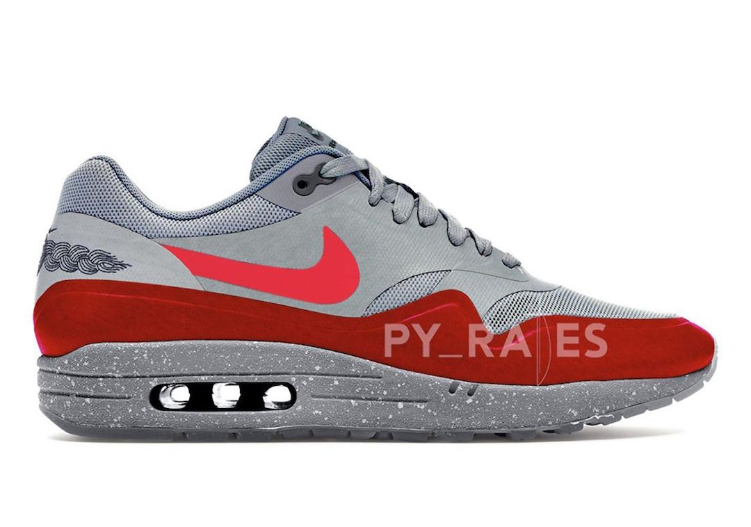 Clot Nike Air Max 1 Spring 2021 Release Date