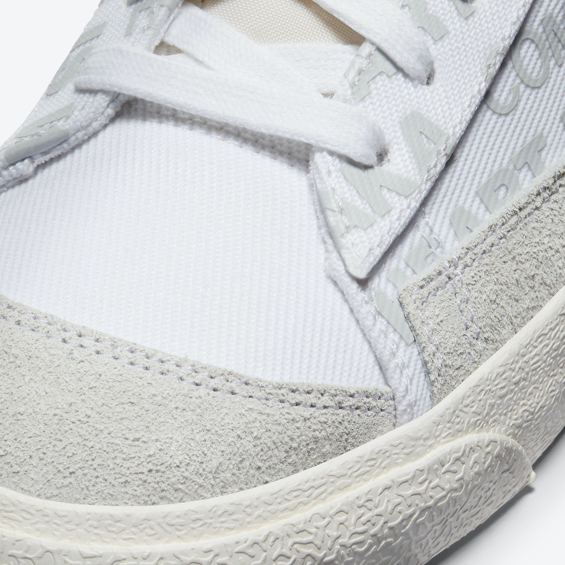 Comme des Garcons Naomi Osaka Nike Blazer Mid DA5383-100 Release Date