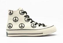 Converse Chuck Taylor Peace Release Date Info