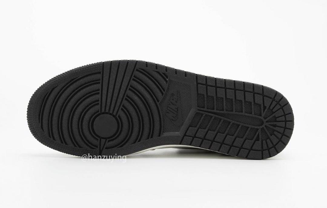 Dark Mocha Air Jordan 1 High OG 555088-105 Release