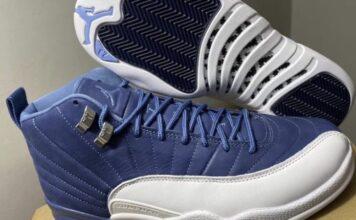 Indigo Air Jordan 12 Release Date