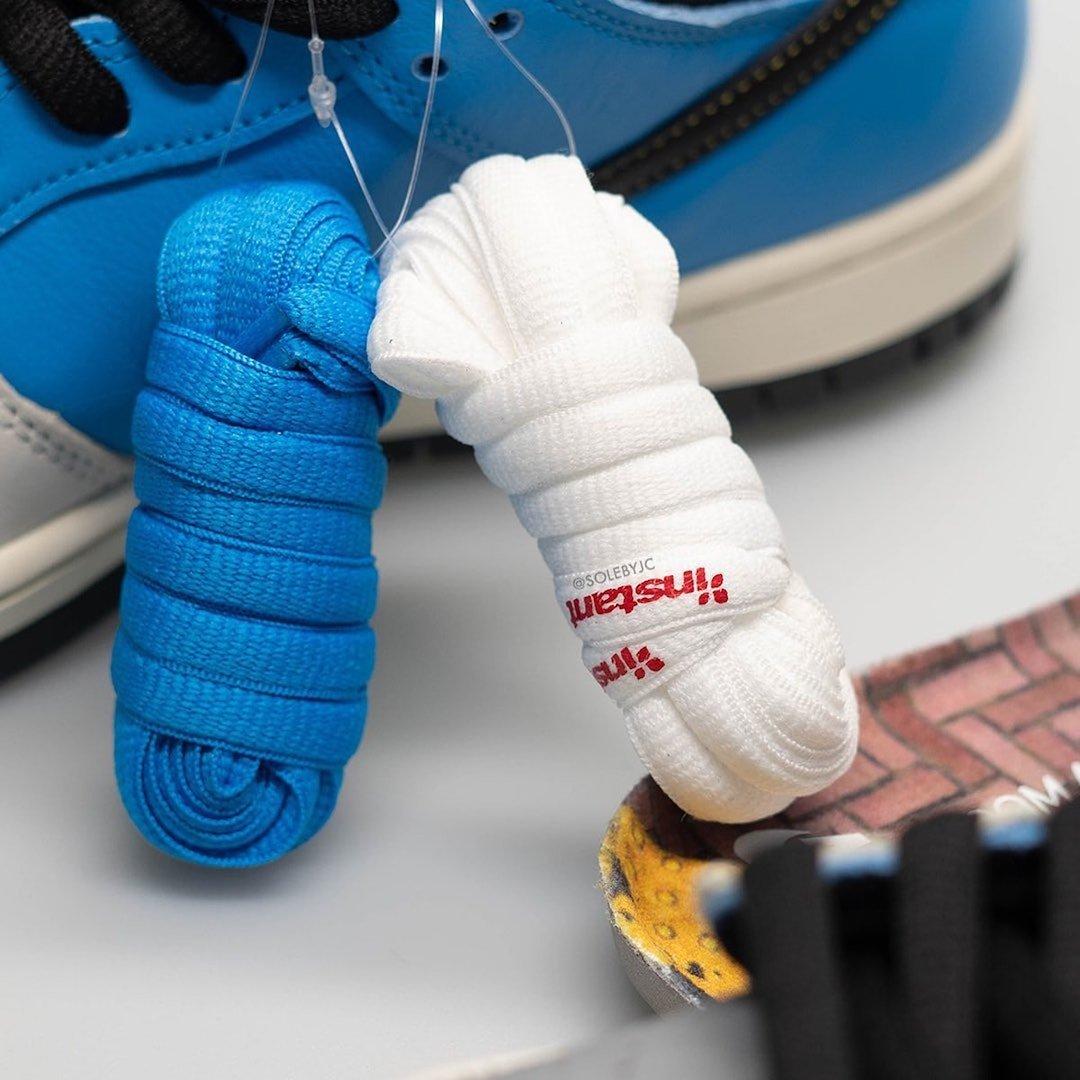Instant Skateboards Nike SB Dunk Low CZ5128-400 Release