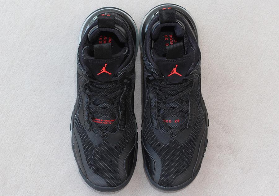 Jordan Aerospace 720 Black Red CW3879-001 Release Date Info