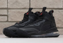Jordan Aerospace 720 Black Red CW3879-001 Release Date Info