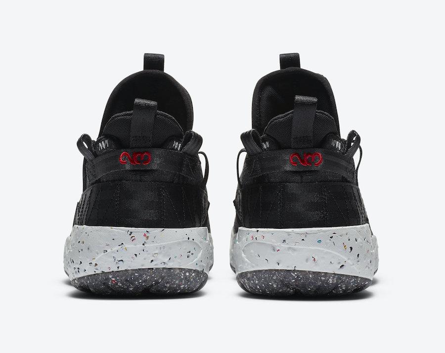 Jordan Crater Black University Red CT0712-001 Release Date Info