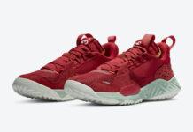 Jordan Delta SP Red Jade CD6109-600 Release Date Info
