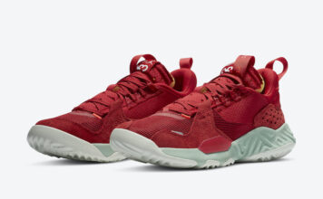 Jordan Delta SP Red Jade CD6109-600 Release Date Info