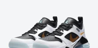 Jordan Mars 270 Low White Black Orange Aqua CK1196-101 Release Date Info