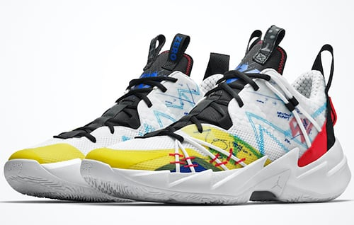 Jordan Why Not Zer0.3 SE Primary Colors Release Date