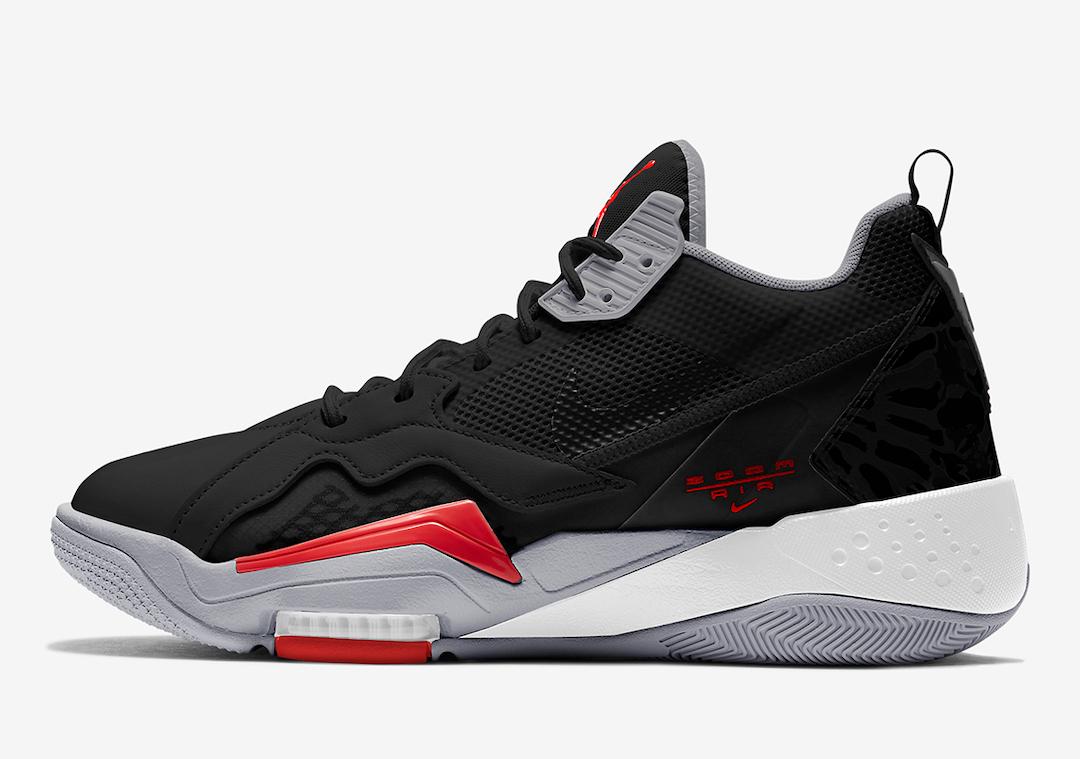 Jordan Zoom 92 Bred CK9183-001 Release Date Info