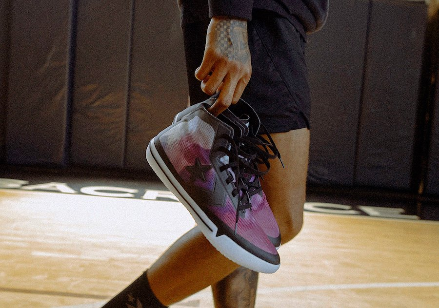 Kelly Oubre Jr Converse All-Star Pro BB Soul Collection Release Date Info