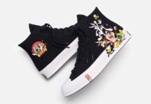 Kith Looney Tunes Converse Chuck 70 Release Date Info