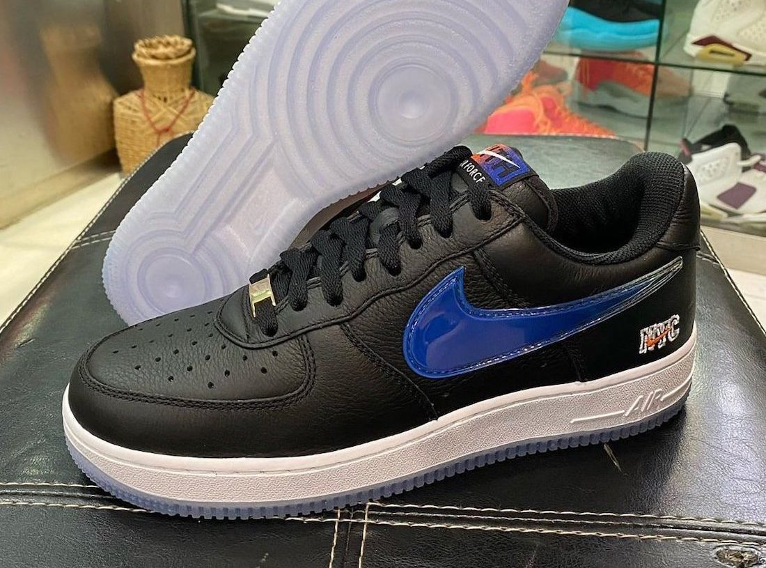 Kith Nike Air Force 1 Low NYC Black CZ7928-001