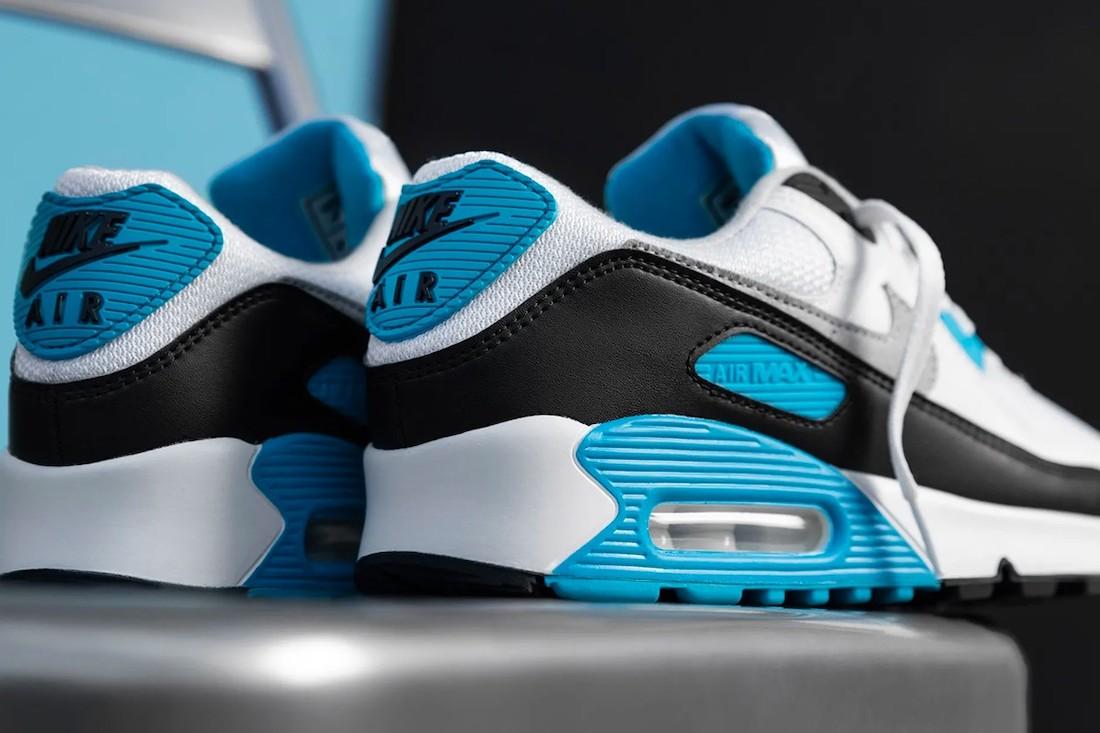 Laser Blue Nike Air Max 90 CJ6779-100 Release Date