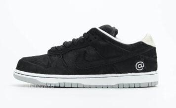 Medicom Toy Nike SB Dunk Low Black CZ5127-001 Release Details