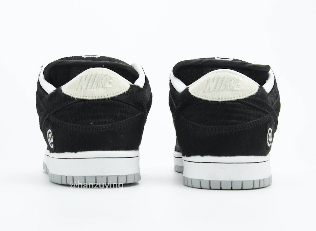 Medicom Toy Nike SB Dunk Low Black CZ5127-001 Release Details