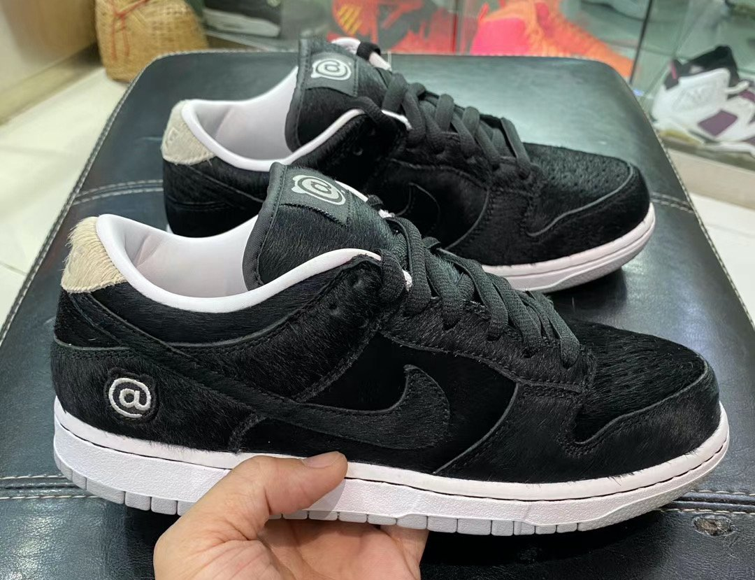 Medicom Toy Nike SB Dunk Low Black CZ5127-001 Release Info