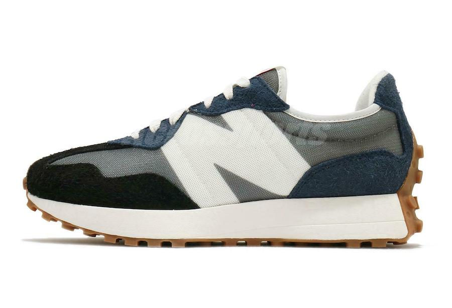 New Balance 327 Castle Rock Natural Indigo Release Date Info