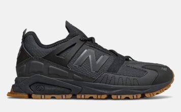 New Balance XRCT Black Gum Release Date Info