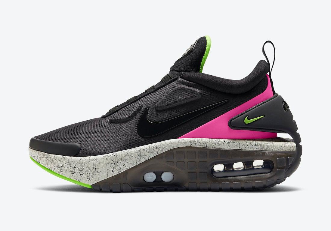 Nike Adapt Auto Max Black Berry CZ6802-001 Release Date
