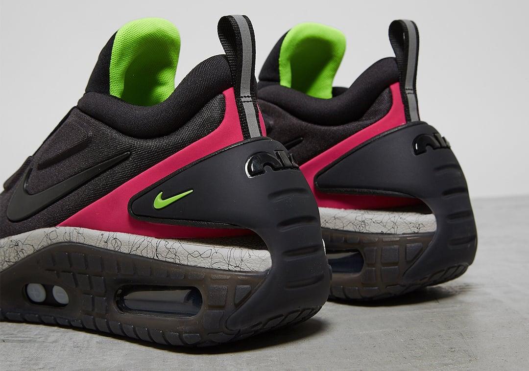 Nike Adapt Auto Max Black Berry Volt Release Date Info