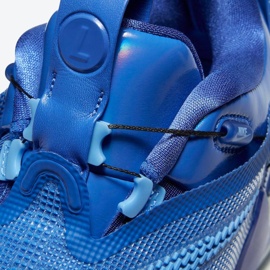 Nike Adapt BB 2.0 Royal Blue BQ5397-400 Release Date Info