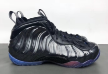 Nike Air Foamposite One Black Team Royal Team Orange CU8063-001 Release Date Info
