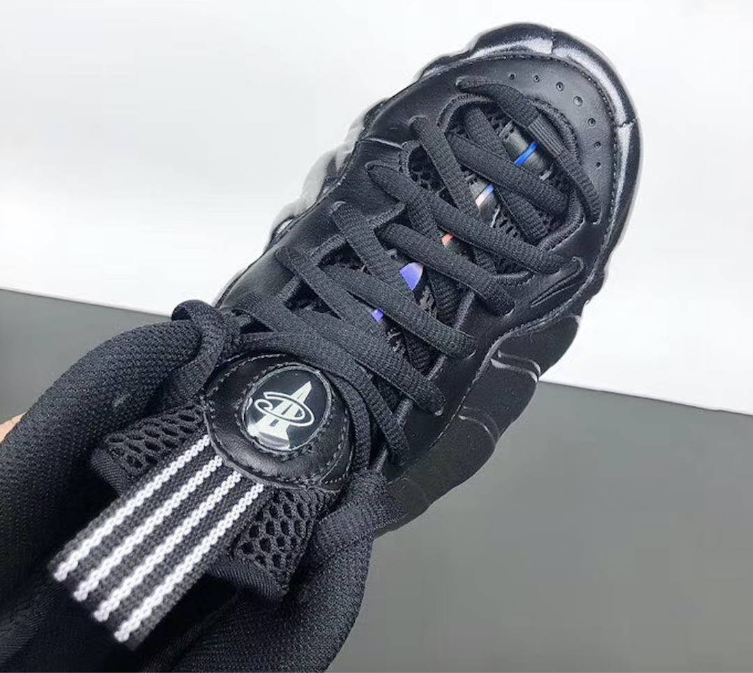 Nike Air Foamposite One Black Team Royal Team Orange CU8063-001 Release Date Info